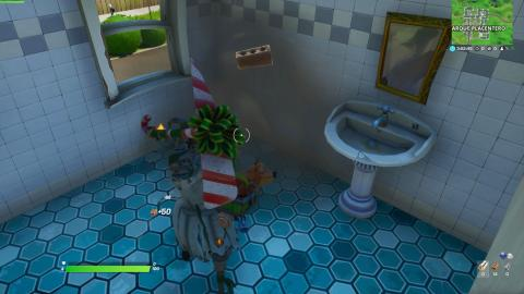Fortnite toilets