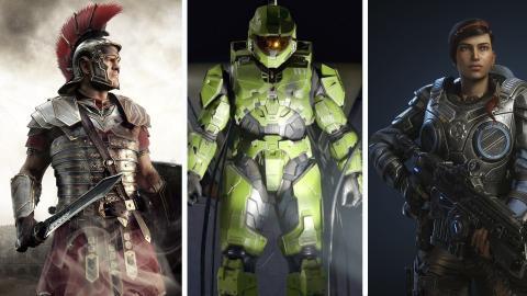 Juegos exclusivos Xbox Series X