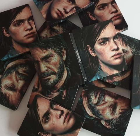 The Last Of Us Parte Ii Impresionante Steelbook De Una De Las Ediciones Europeas Hobbyconsolas Juegos