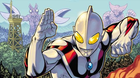 Marvel tendrá sus propios cómics de Ultraman