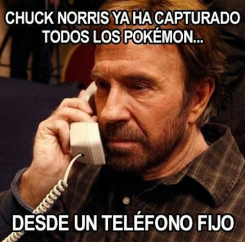 Memes de Chuck Norris