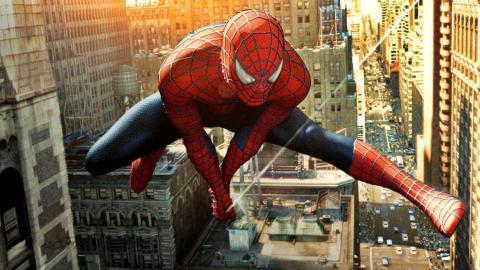 Película Spider-Man Sam Raimi