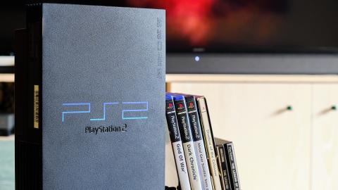 PS2 20 años