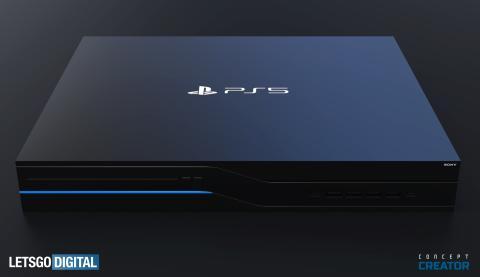 PlayStation 5 concepto