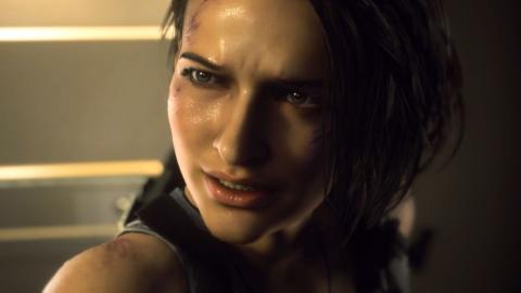 Resident Evil 3 Remake Trailer Jill