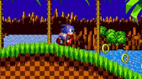 Sonic de Mega Drive