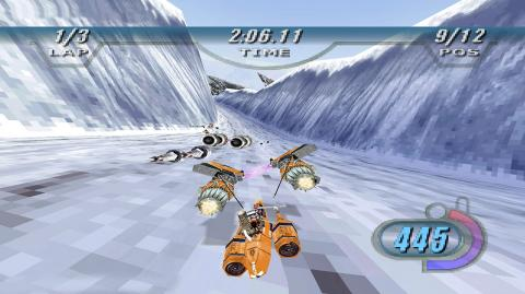 star wars episodio I Racer