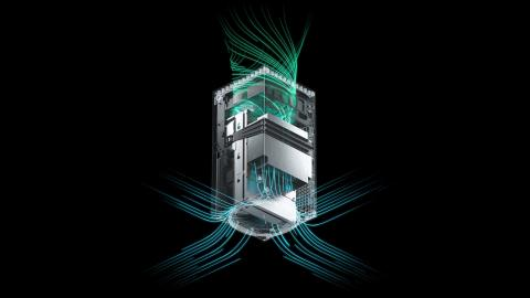Xbox Series X refrigeración