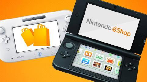 Nintendo eShop 3DS y Wii U
