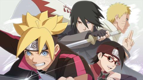 Review Naruto Shippuden Ultimate Ninja Storm 4 Road to Boruto Nintendo Switch