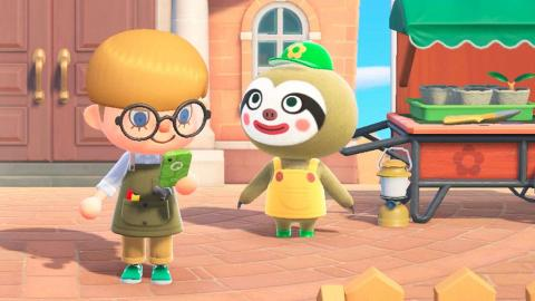 actualización 1.2.0 Animal Crossing New Horizons