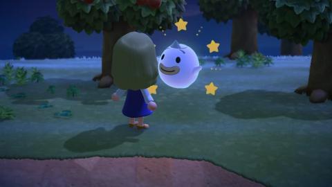 fantasma Animal Crossing New Horizons