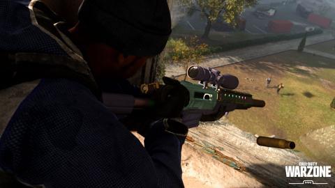 Call of Duty Warzone actualización 1.22