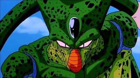 Dragon Ball Z - Cell primera forma