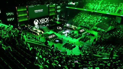 Eventos Xbox digitales