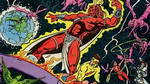La extraña historia del cómic Marvel que se imprimió con portada de DC por error y alcanza precios astronómicos