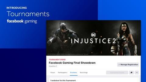 Facebook gaming torneo