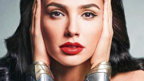 Gal Gadot es Wonder Woman en el cine