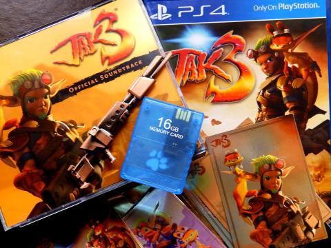Jak 3 - Unboxing de la Edición Coleccionista de PS4