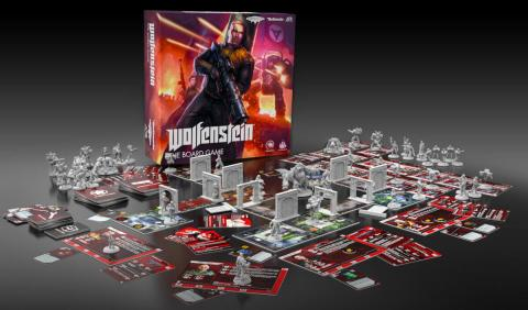 Juego de mesa de Wolfenstein