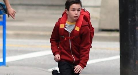 Logan Williams en The Flash (Serie TV)