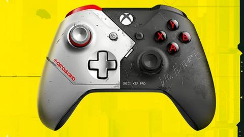 Mando Xbox One Cyberpunk