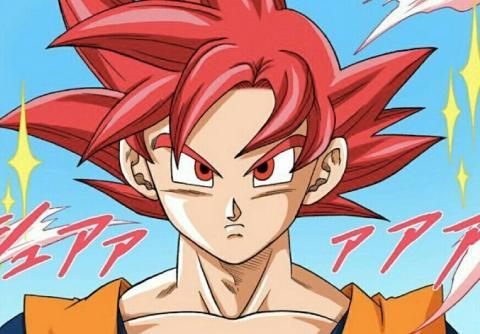 Manga Dragon Ball Super en color