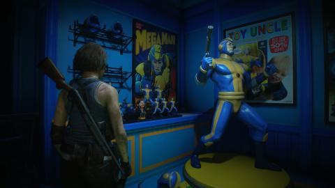 Mr Charlie Resident Evil 3 Remake