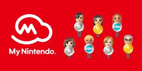 My Nintendo app