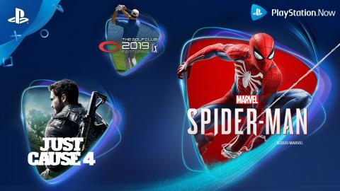 PS Now Abril 2020