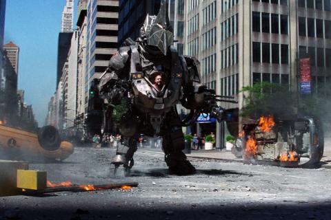 Rhino en The Amazing Spider-Man 2 (2014)