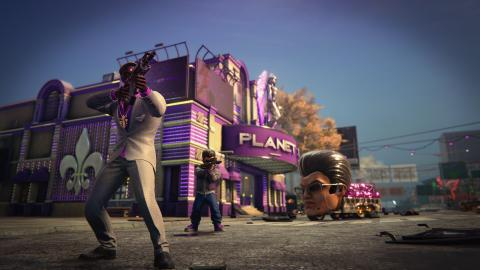 primeras imágenes Saints Row The Third Remastered