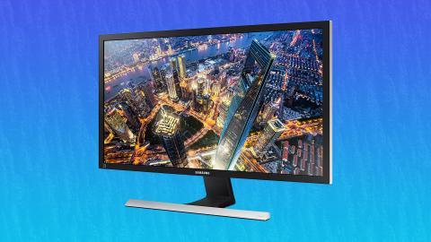 Samsung U28E570