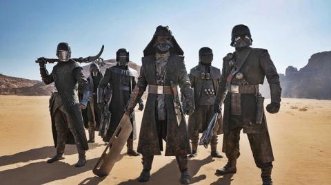 Star Wars - Caballeros de Ren