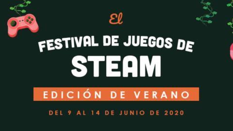 Steam Festival de Juegos