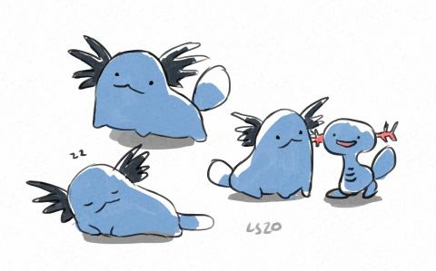 wooper pokemon
