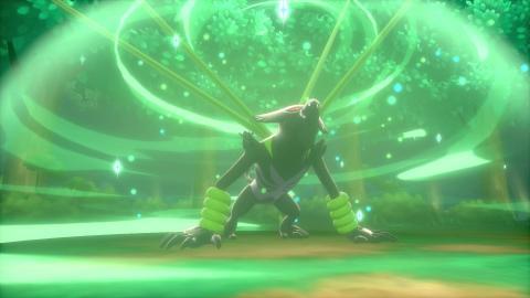 Zarude Pokemon Espada Escudo