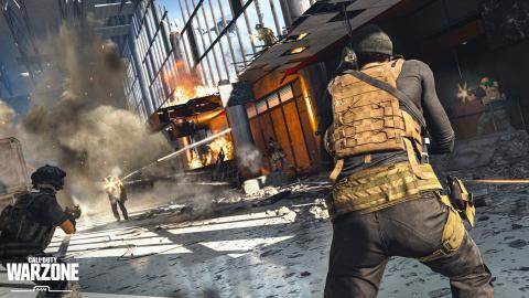 Actualización 1.21 Call of Duty Warzone
