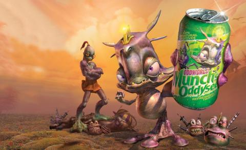 Oddworld Munch's Oddysee Nintendo Switch Review