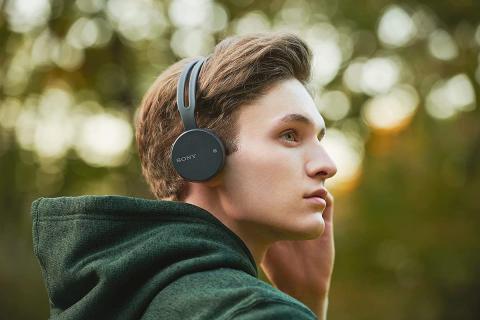 Auriculares Sony WHCH400H