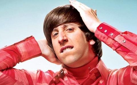 The Big Bang Theory - Howard