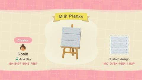 Códigos caminos Animal Crossing New Horizons