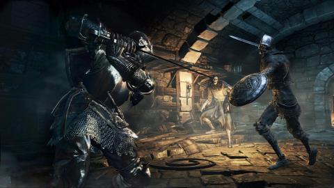 Dark Souls saga