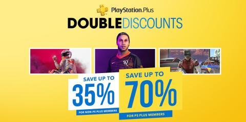 Descuentos Dobles en PS Store