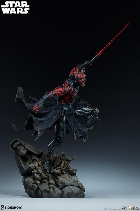 Estatua Darth Maul Sideshow Collectibles