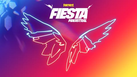 Fiesta Magistral Fortnite
