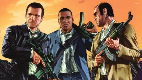 GTA V gratis Epic Games