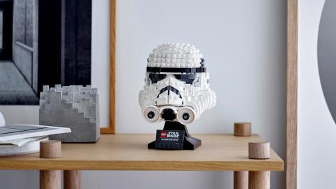 LEGO Casco de Soldado de Asalto