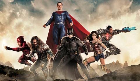 Liga de la Justicia película