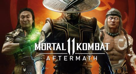 Mortal Kombat 11 DLC Aftermath